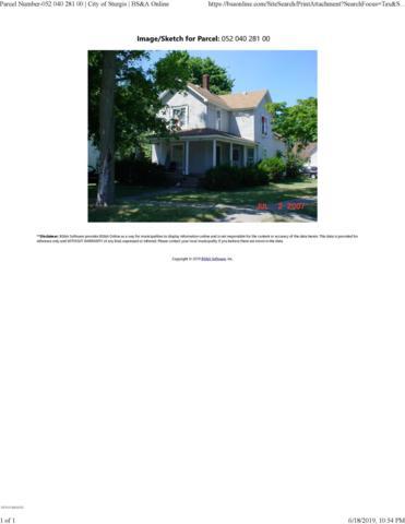 212 N Clay Street, Sturgis, MI 49091 (MLS #19027845) :: JH Realty Partners