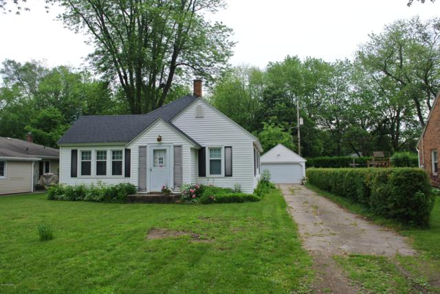 131 Dartmouth Avenue, Holland, MI 49423 (MLS #19027961) :: JH Realty Partners