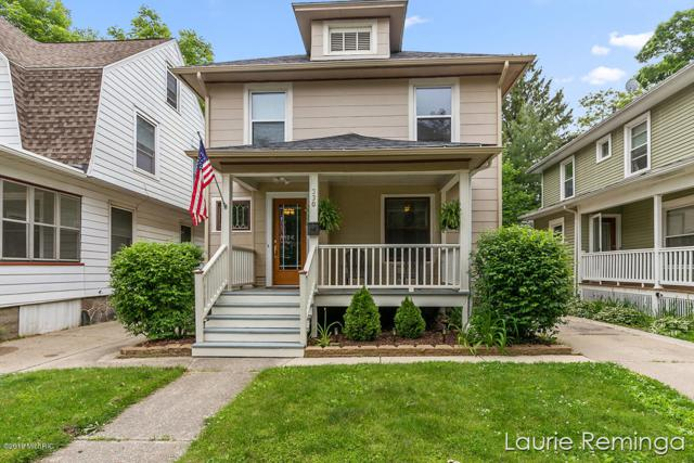 330 Woodmere Avenue SE, Grand Rapids, MI 49506 (MLS #19028065) :: JH Realty Partners