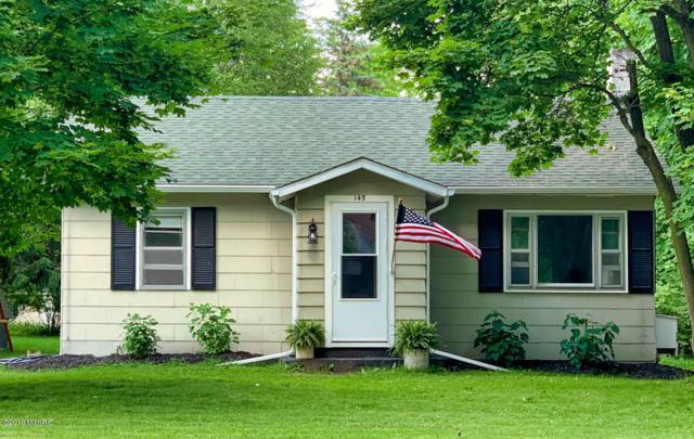145 Sherman Avenue, Lakeview, MI 48850 (MLS #19028411) :: Deb Stevenson Group - Greenridge Realty