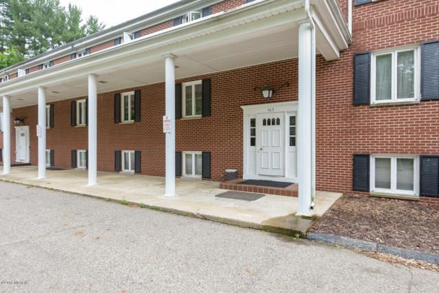 561 Garrison Road #9, Battle Creek, MI 49017 (MLS #19028605) :: Matt Mulder Home Selling Team
