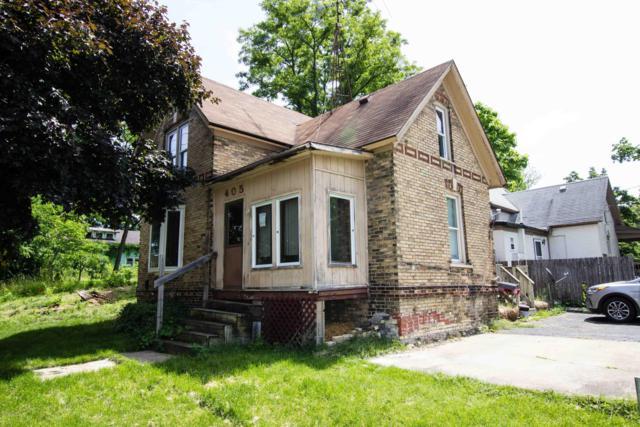 405 S Front Street, Dowagiac, MI 49047 (MLS #19028723) :: Deb Stevenson Group - Greenridge Realty