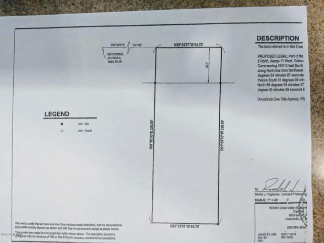 2462 60th Street SE, Kentwood, MI 49508 (MLS #19028988) :: Matt Mulder Home Selling Team