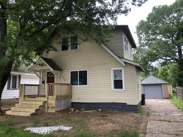 1098 Emerson Avenue, Muskegon, MI 49442 (MLS #19029243) :: Deb Stevenson Group - Greenridge Realty