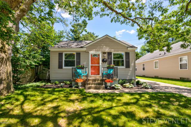2148 Emerald Avenue NE, Grand Rapids, MI 49505 (MLS #19029275) :: Deb Stevenson Group - Greenridge Realty