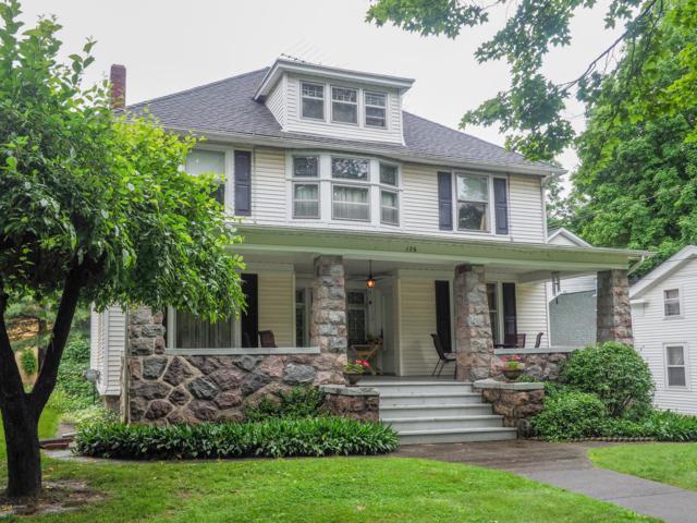 126 S Main Street, Olivet, MI 49076 (MLS #19029562) :: Deb Stevenson Group - Greenridge Realty