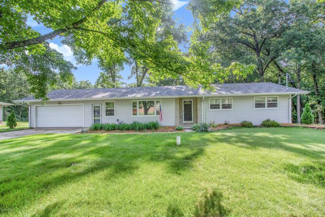 317 Thelma Drive, Battle Creek, MI 49014 (MLS #19029954) :: Matt Mulder Home Selling Team