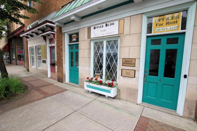 4-& 6 E Main Street, Fremont, MI 49412 (MLS #19030048) :: Deb Stevenson Group - Greenridge Realty
