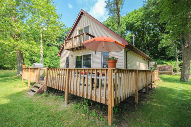 58396 E Clear Lake Road, Three Rivers, MI 49093 (MLS #19030638) :: Matt Mulder Home Selling Team
