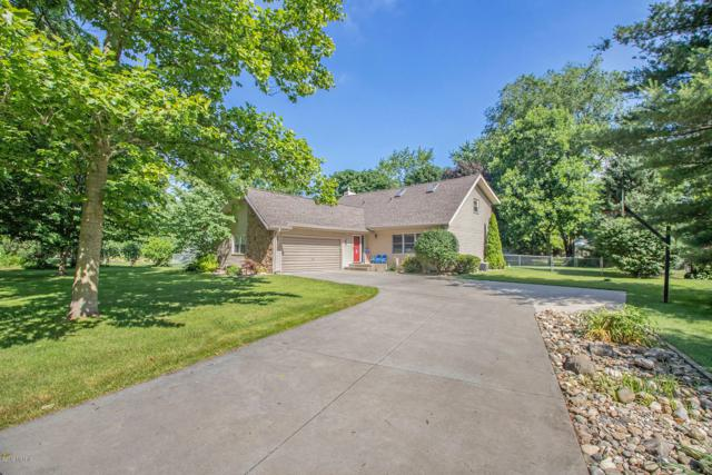 3889 Lake Chapin Road, Berrien Springs, MI 49103 (MLS #19030748) :: CENTURY 21 C. Howard