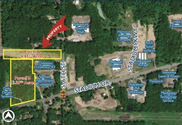 0 Stadium Drive, Kalamazoo, MI 49009 (MLS #19031551) :: Deb Stevenson Group - Greenridge Realty