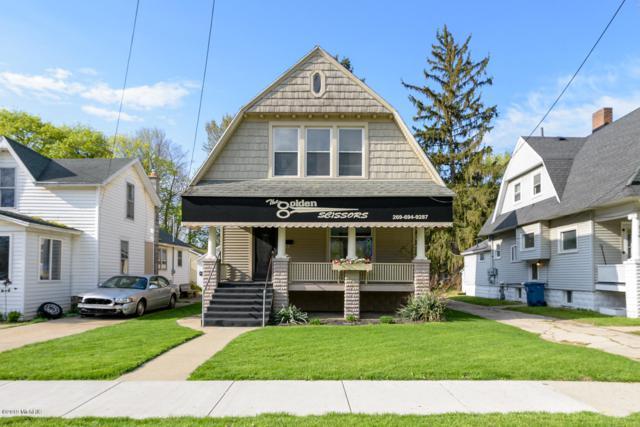 220 E Allegan Street, Otsego, MI 49078 (MLS #19031619) :: Matt Mulder Home Selling Team