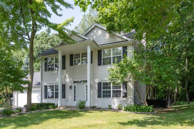 1710 Tanager Lane, Kalamazoo, MI 49009 (MLS #19031805) :: Deb Stevenson Group - Greenridge Realty