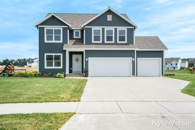 6514 Alward Drive, Hudsonville, MI 49426 (MLS #19032070) :: JH Realty Partners