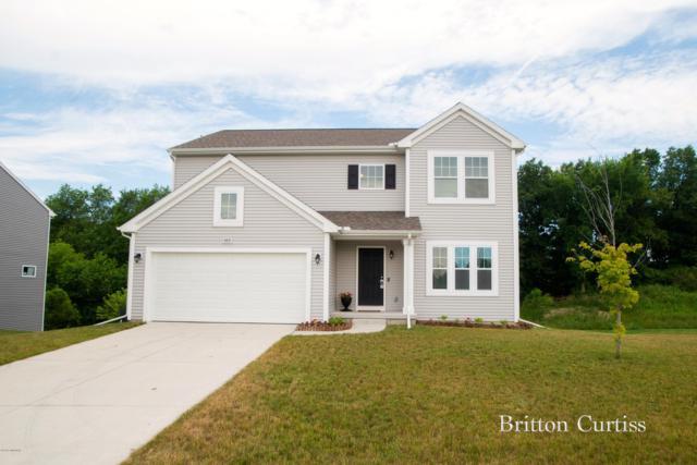 427 Oak Meadow Drive, Middleville, MI 49333 (MLS #19032230) :: Deb Stevenson Group - Greenridge Realty