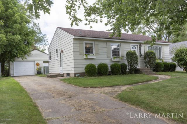 3061 Homewood Street SW, Grandville, MI 49418 (MLS #19032464) :: JH Realty Partners