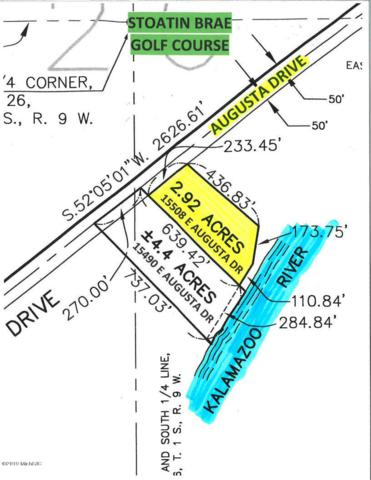 15508 E Augusta Drive, Augusta, MI 49012 (MLS #19032557) :: CENTURY 21 C. Howard