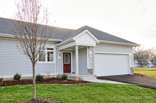 260 Shoreside Drive N #66, Grand Rapids, MI 49548 (MLS #19032745) :: Deb Stevenson Group - Greenridge Realty
