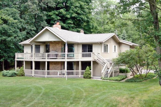 9301 W Circle Drive, Canadian Lakes, MI 49346 (MLS #19032961) :: Deb Stevenson Group - Greenridge Realty