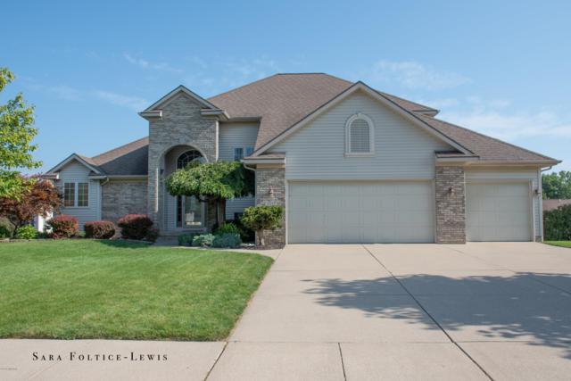 4093 Tallman Creek Drive NW, Grand Rapids, MI 49534 (MLS #19033050) :: JH Realty Partners