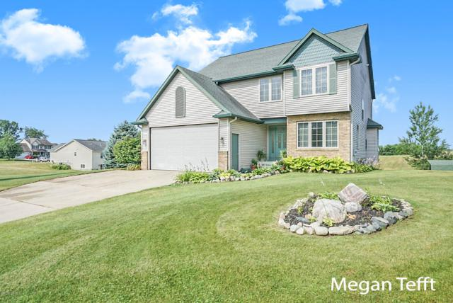 5947 Terrace Park Dr Drive, Rockford, MI 49341 (MLS #19033074) :: JH Realty Partners