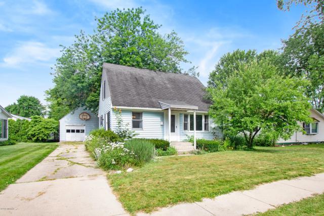 331 Elizabeth Street, Rockford, MI 49341 (MLS #19033103) :: JH Realty Partners