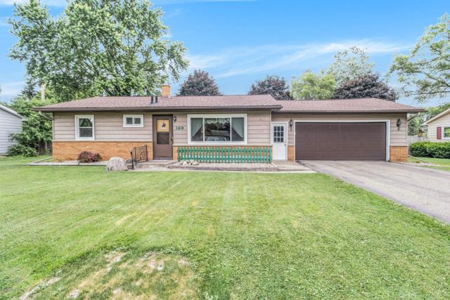 169 Summit Drive, Battle Creek, MI 49015 (MLS #19033351) :: Deb Stevenson Group - Greenridge Realty
