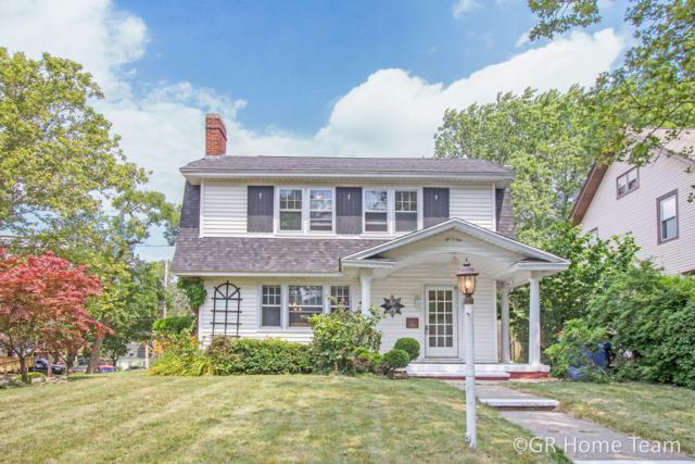 601 Prince Street SE, Grand Rapids, MI 49507 (MLS #19033547) :: Deb Stevenson Group - Greenridge Realty