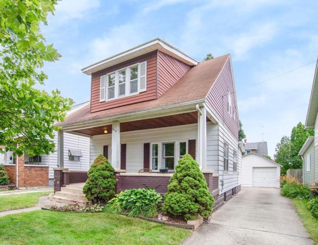 1416 Fremont Avenue NW, Grand Rapids, MI 49504 (MLS #19033554) :: Deb Stevenson Group - Greenridge Realty