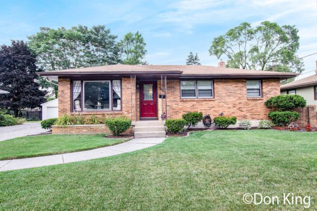 1057 32nd Street SW, Grand Rapids, MI 49509 (MLS #19033585) :: Deb Stevenson Group - Greenridge Realty