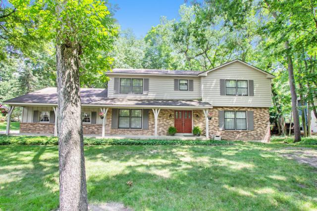 2696 Shadowbrook Drive SE, Grand Rapids, MI 49546 (MLS #19033777) :: Deb Stevenson Group - Greenridge Realty