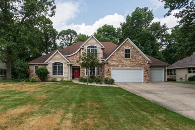5660 Saddle Club Drive, Kalamazoo, MI 49009 (MLS #19034153) :: Matt Mulder Home Selling Team
