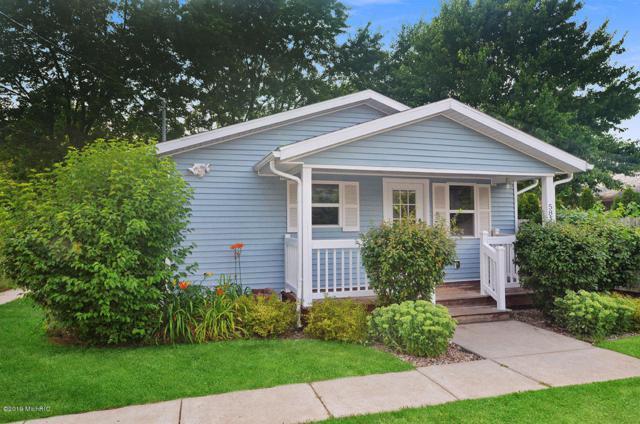 5812 Monticello Avenue, Portage, MI 49024 (MLS #19034366) :: Matt Mulder Home Selling Team