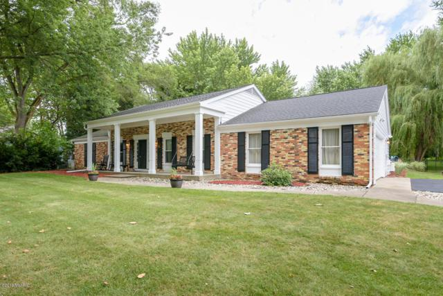 5287 Hitching Post Road, Kalamazoo, MI 49009 (MLS #19034431) :: Matt Mulder Home Selling Team