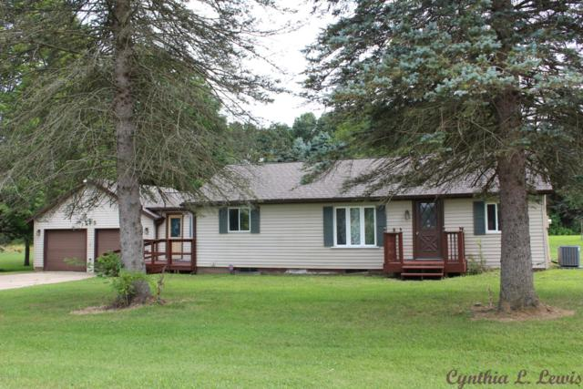 245 Tingley Road, Orleans, MI 48865 (MLS #19036042) :: JH Realty Partners