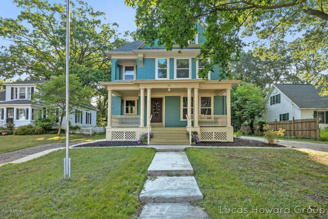 322 Hall Street, Belding, MI 48809 (MLS #19036291) :: CENTURY 21 C. Howard