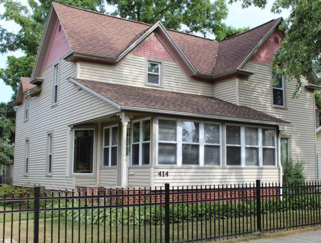 414 N Gremps Street, Paw Paw, MI 49079 (MLS #19037495) :: CENTURY 21 C. Howard
