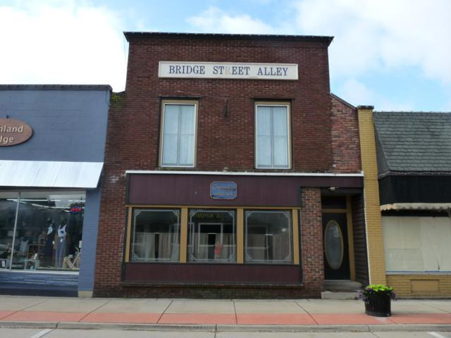 124 E Bridge Street, Plainwell, MI 49080 (MLS #19038442) :: JH Realty Partners