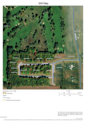 Lot 7 Bianca Way, Ionia, MI 48846 (MLS #19038520) :: CENTURY 21 C. Howard