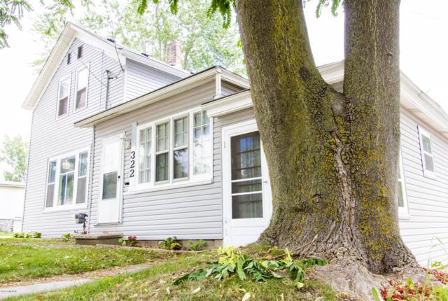 322 N Dexter Street, Ionia, MI 48846 (MLS #19039313) :: CENTURY 21 C. Howard