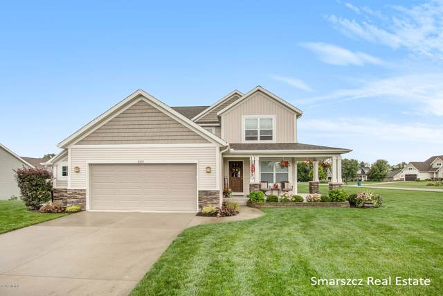669 Settlement Lane, Zeeland, MI 49464 (MLS #19044620) :: JH Realty Partners