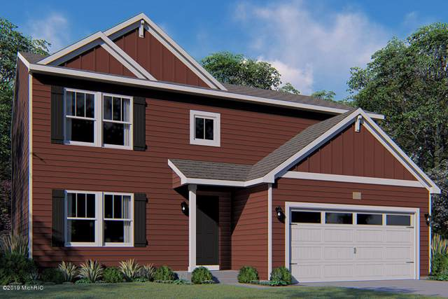 2744 Jacklyn Court, Holland, MI 49423 (MLS #19044669) :: JH Realty Partners