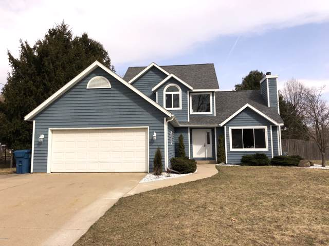7069 Moorsbridge Road, Portage, MI 49024 (MLS #19044740) :: Matt Mulder Home Selling Team