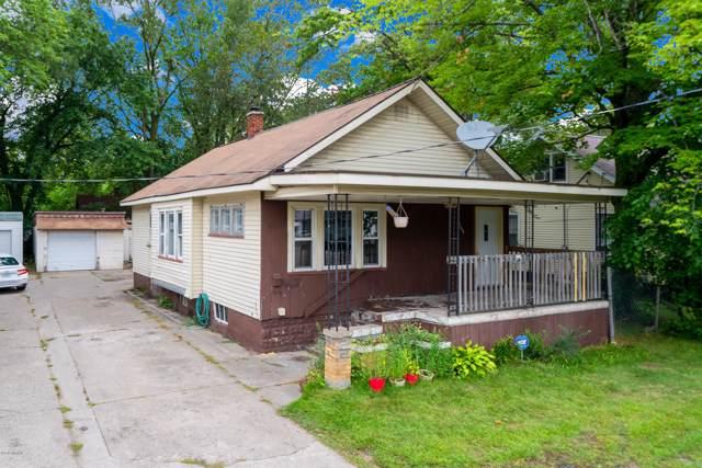 1168 E Apple Avenue, Muskegon, MI 49442 (MLS #19044847) :: Deb Stevenson Group - Greenridge Realty