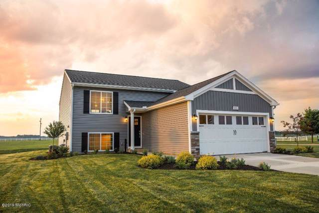 1686 Burr Pond Lane, Vicksburg, MI 49097 (MLS #19044898) :: JH Realty Partners