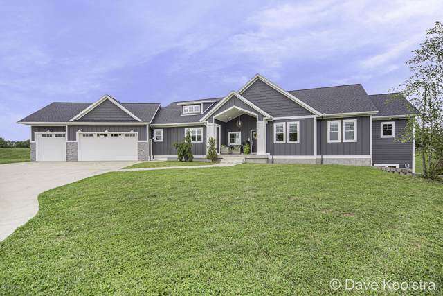 3883 100th Street SE, Caledonia, MI 49316 (MLS #19044994) :: JH Realty Partners