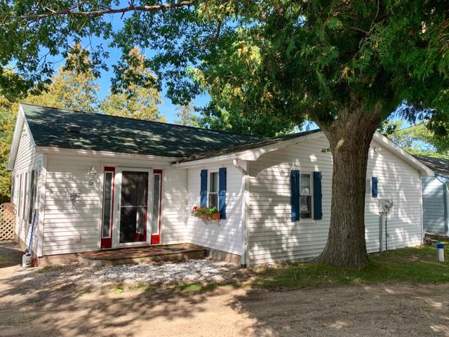 3181 N Lakeshore Drive Oriole, Ludington, MI 49431 (MLS #19045081) :: Deb Stevenson Group - Greenridge Realty