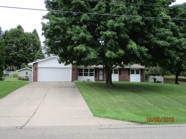 163 Easthill Drive, Battle Creek, MI 49014 (MLS #19045099) :: JH Realty Partners