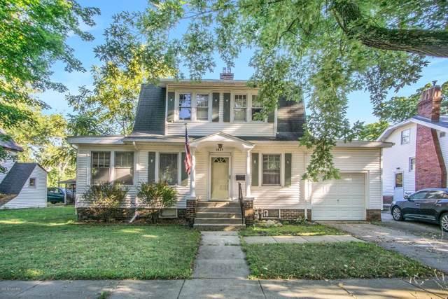 1607 Hickory Street, Niles, MI 49120 (MLS #19045115) :: CENTURY 21 C. Howard