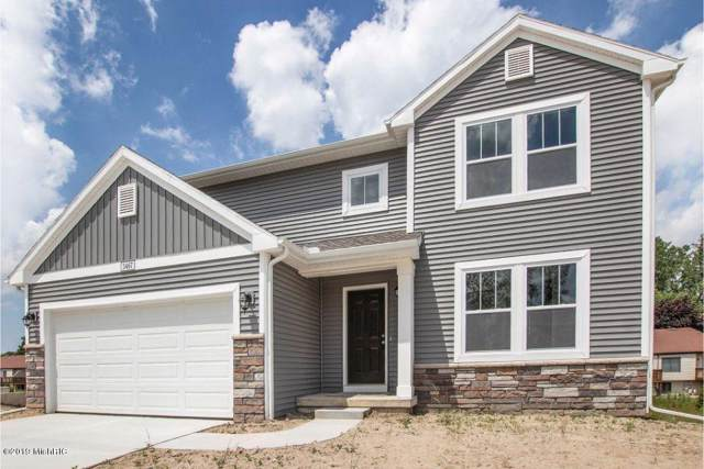 3467 Hidden Cove Lane, Hudsonville, MI 49426 (MLS #19045146) :: JH Realty Partners